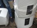 Bình nóng lạnh cũ tại Đống Đa